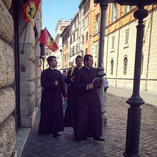 Priests on Patrol
