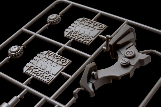 超猛第一世代機甲獵人登場! Max Factory 《環太平洋》 車諾阿爾法 1/350 組裝模型