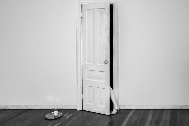 White Exit