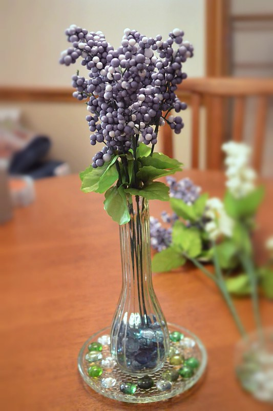 Make Your Own Simple Floral Dcor At Dollar Tree Three Different