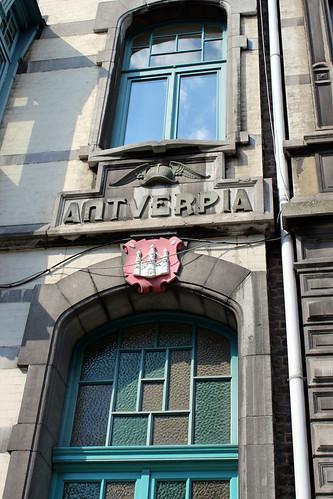 Antwerp in Liège