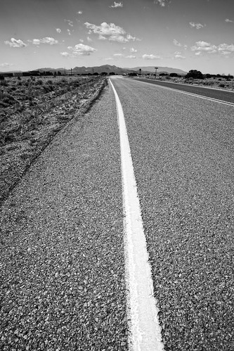 the road goes ever, on and on?