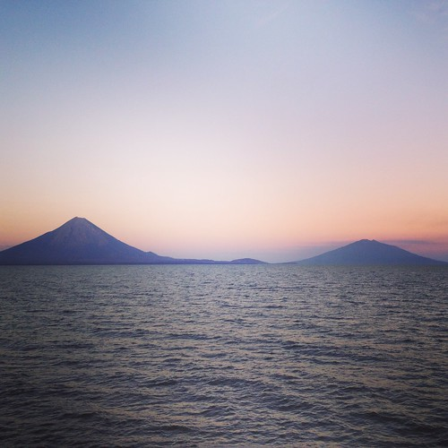 Off to Ometepe Island with Green Pathways Tours