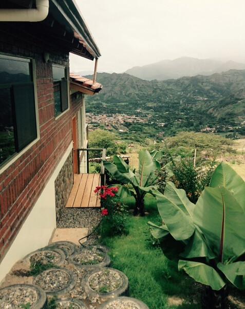 vilcabamba Ecuador eco houses