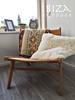 Ushuaia loungestoel voor buiten