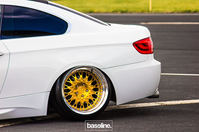 #WheelWednesday :: Omar's E92 | FCF '14