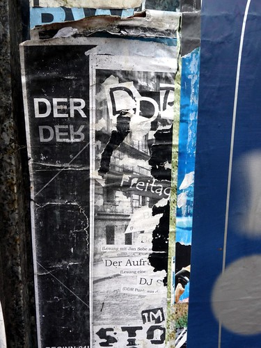 Decollage Plagwitz