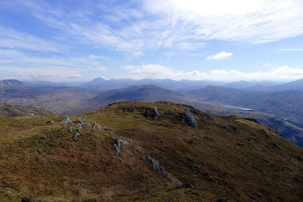 The Crianlarich Hills