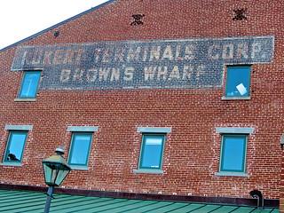 Ruckert Terminals Corp., Baltimore, MD