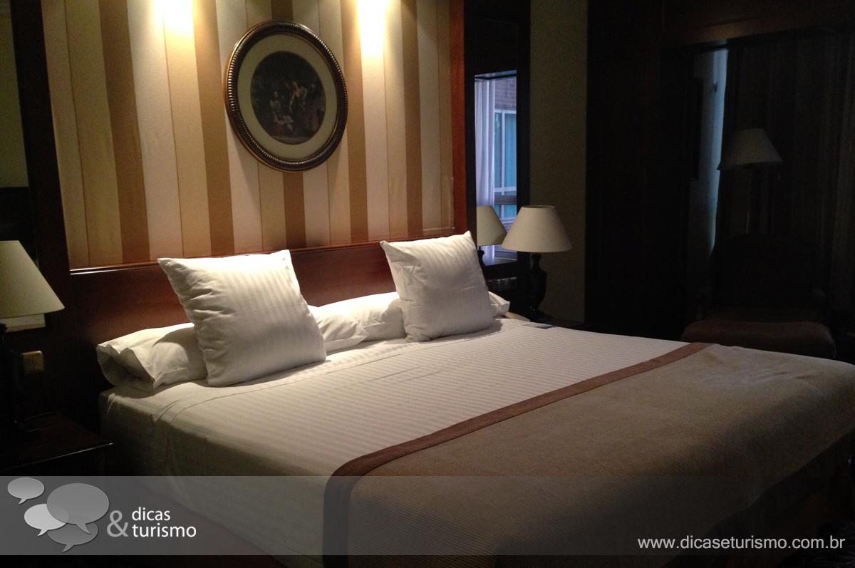 Hotel próximo ao Aeroporto de Madrid 3