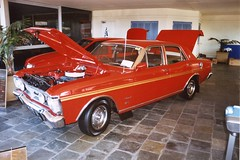 automobile, automotive exterior, executive car, family car, vehicle, ford xy falcon gt, compact car, antique car, sedan, land vehicle, luxury vehicle,