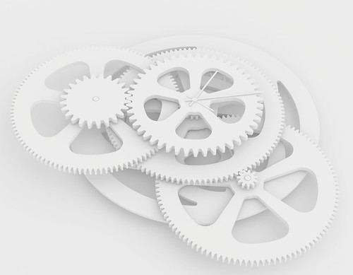 A clock's wheels - Wholistic approach key to telework success