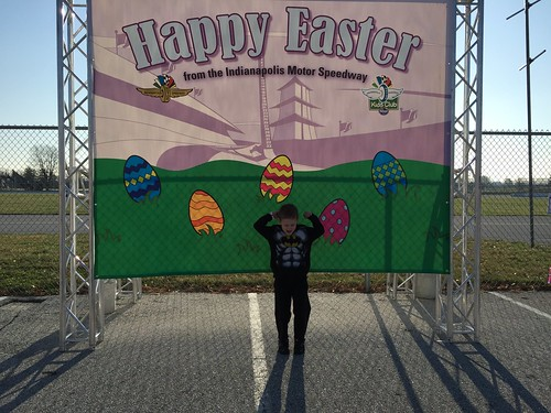 Easter Egg Hunt at IMS 2015