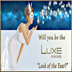 LUXE Paris win $25,000 L !