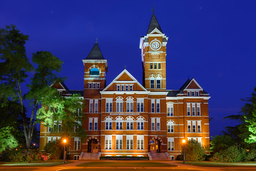 Samford Hall - Auburn University