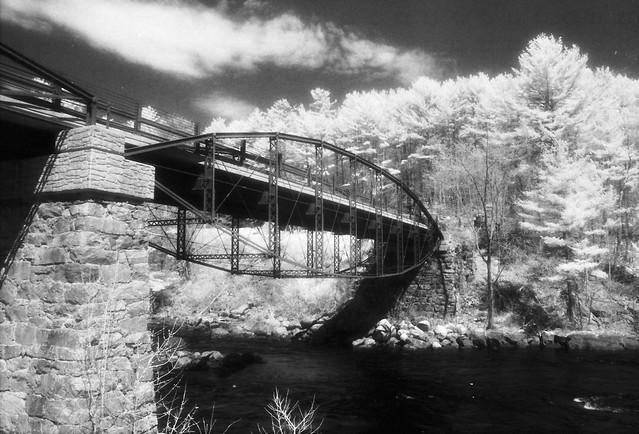Hadley Parabolic Bridge 1-inf, Hadley, N.Y.