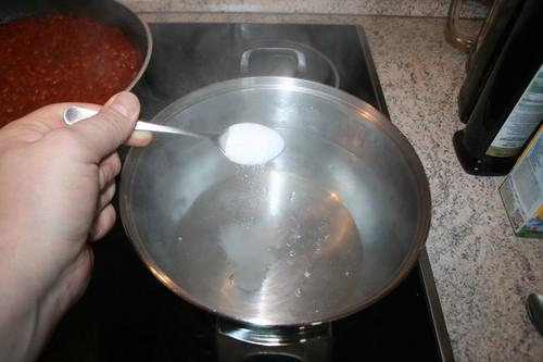 32 - Wasser salzen / Salt water