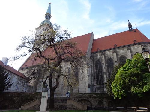 33 Bratislava St Martin's Cathedral