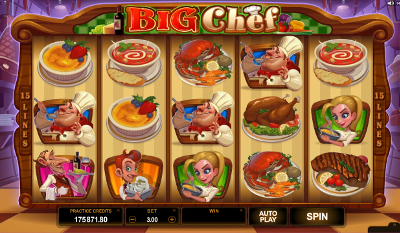 Big Chef slot game online review