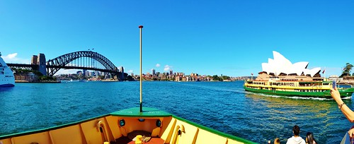 Ride to Manly