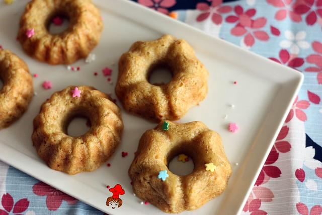 【寶寶煮】蔬菜滿滿營養滿份~ 寶寶瑪芬 Veggie Muffins 6
