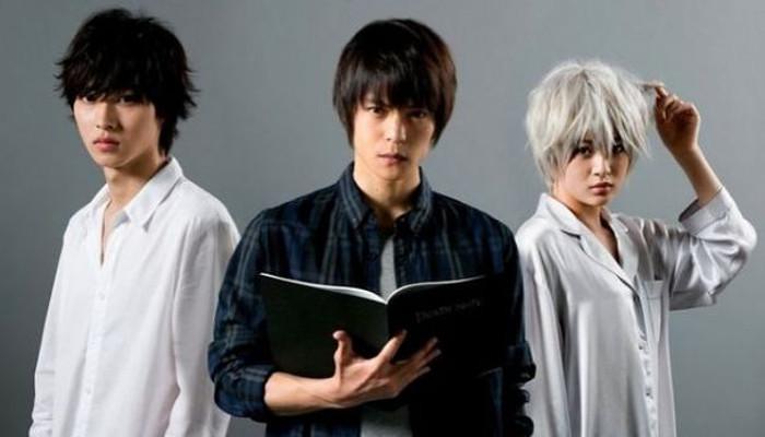 """O Site do """"Death Note"""" Divulga sua Primeira Foto e o Elenco para o Dorama!"""