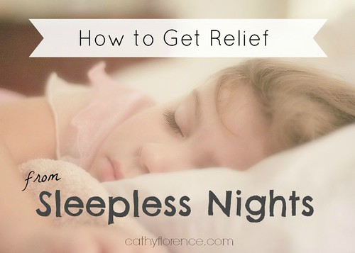 How to Get Relief From Sleepless Nights
