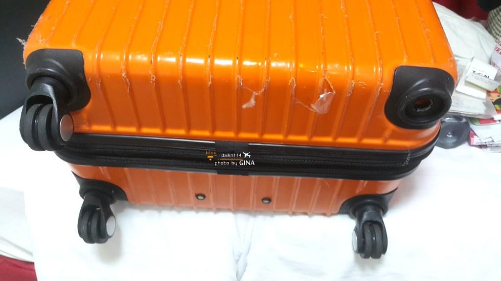 【韓國機場行李賠償】仁川、桃園機場被摔斷腳行李解決辦法|台灣、韓國首爾修行李經驗 @GINA環球旅行生活|不會韓文也可以去韓國 🇹🇼
