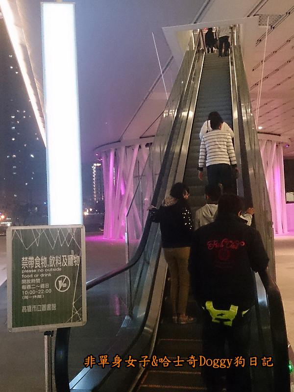 高雄市立圖書館&夢時代廣場摩天輪24
