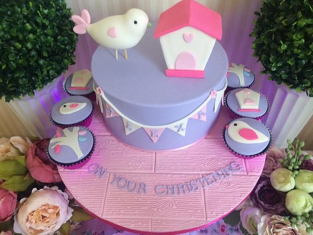 Cake by Lorelin Feliciano of Bite Me Cakeshoppe