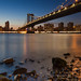 Manhattan from Brooklyn's DUMBO by Rich Williams ©™