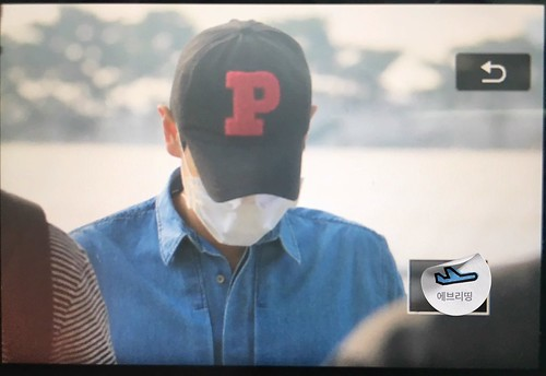 BIGBANG Departure Seoul Incheon to Foshan 2016-06-10 (3)