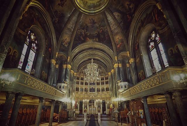 Bucharest - St. Spyridon Cathedral