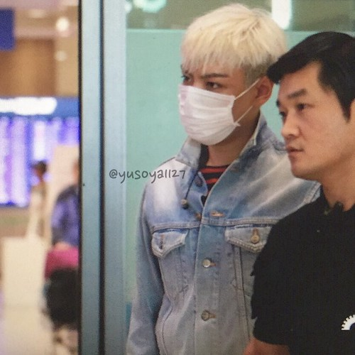 Big Bang - Incheon Airport - 02aug2015 - yusoya1127 - 04