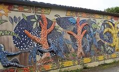 Fresque - Photo of Mirambeau