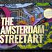 the amsterdam streetart by wojofoto