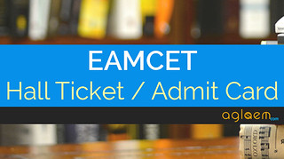 AP EAMCET Hall Ticket 2015 - Download Admit Card