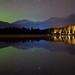 Small photo of Aurora at Alta Lake