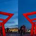 Stars on the Manezhnaya square by urix5