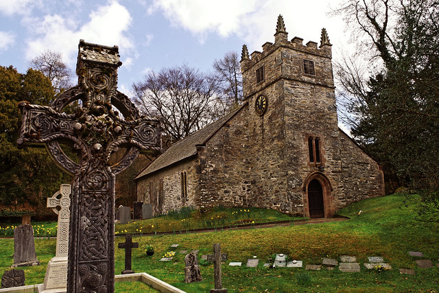 St Mary's Church, Staveley, Cumbria