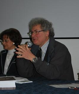 Il prof. Cosma Cafueri