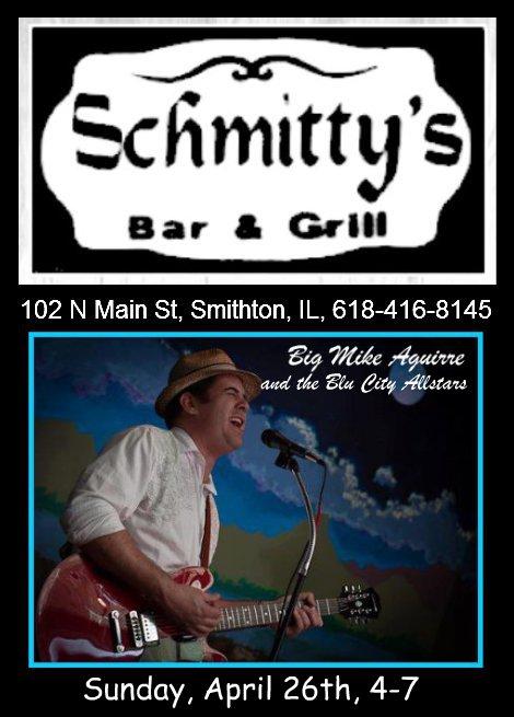 Schmitty's Bar & Grill 4-26-15