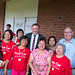 Anthony Albanese with the Australian Filipino community