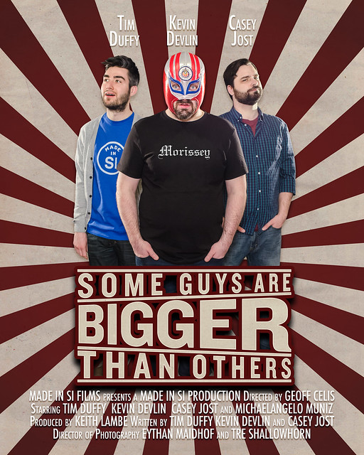 some guys are bigger than other
