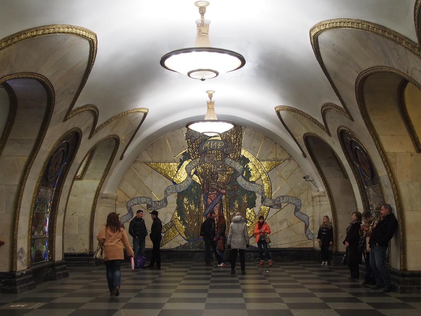 Moskovan metro