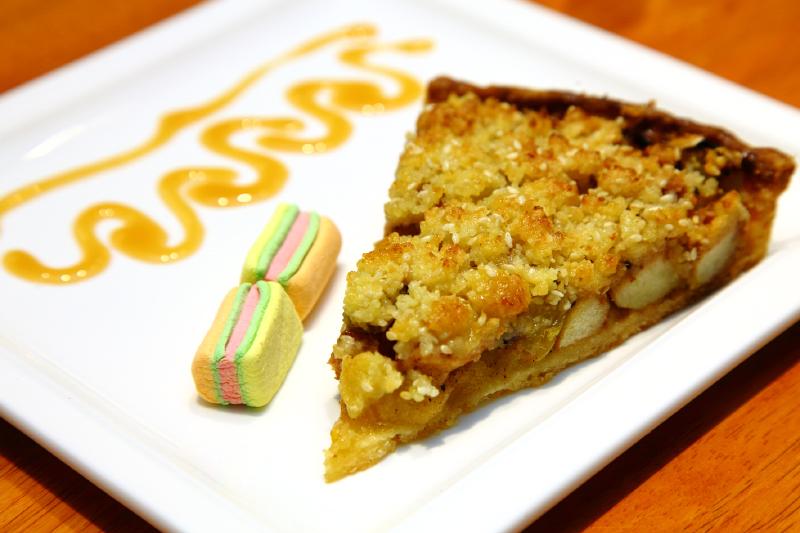 Apple-Crumble-Pie