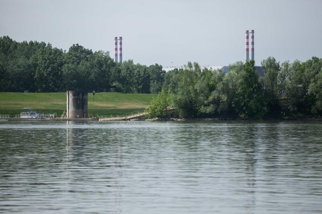 A paksi bővítés Dunaszentbenedeken