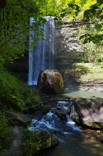 travel mountain georgia waterfall hiking adventure cloudlandcanyon