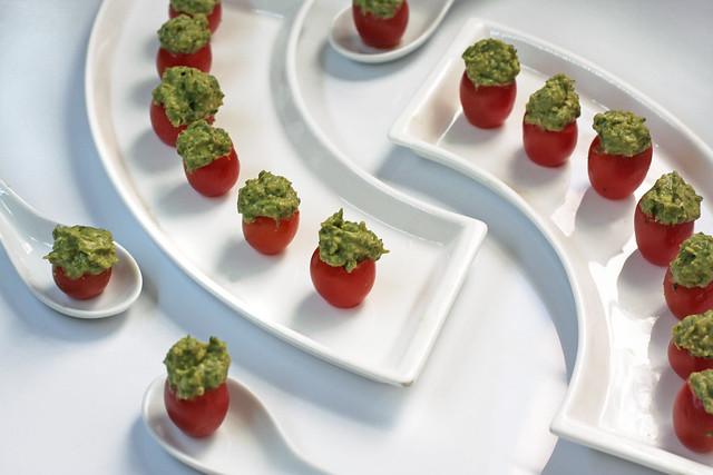 Tomates Cherry Rellenos (25)