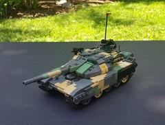 Type-220 Rhino Main Battle Tank